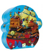Пъзел Djeco от 54 части – Лодката на Барбароса