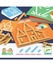 Детска игра Djeco - Образователни пръчици