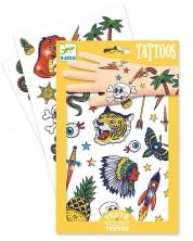 Детски татуировки Djeco - Bang Bang -1