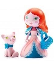 Фигурка Djeco Arty Toys - Роза и коте