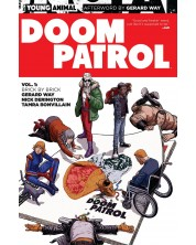 Doom Patrol, Vol. 1: Brick by Brick