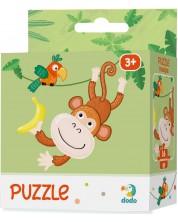 Детски пъзел Dodo от 16 части - Маймуна -1