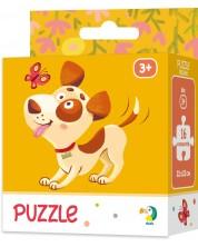 Детски пъзел Dodo от 16 части - Куче -1
