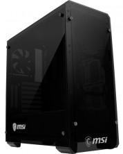 Кутия MSI - Mag Bunker, черна
