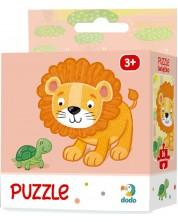 Детски пъзел Dodo от 16 части - Лъв
