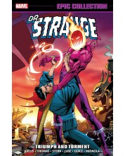 Doctor Strange Epic Collection Triumph and Torment -1