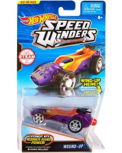 Количка Hot Wheels Speed Winders - Wound-up -1