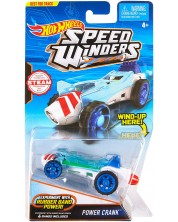 Количка Hot Wheels Speed Winders - Power Crank