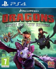 Dreamworks Dragons: Dawn of New Riders (PS4)
