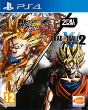 Dragon Ball FighterZ + Dragon Ball Xenoverse 2 (PS4)