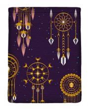 Текстилен джоб за електронна книга With Scent of Books - Dreamcatcher -1