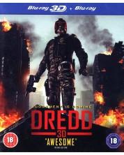 Dredd 3D + 2D (Blu-Ray) -1