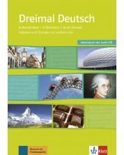 Dreimal Deutsch Arbeitsbuch -1