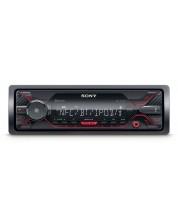 Ресийвър за кола Sony - DSX-A410BT, черен -1