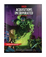 Ролева игра Dungeons & Dragons - Adventure Acquisitions Incorporated -1