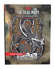 Dungeons & Dragons Tactical Maps - Reincarnated -1