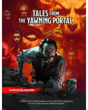 Ролева игра Dungeons & Dragons - Tales From the Yawning Portal -1