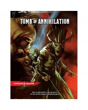 Ролева игра Dungeons & Dragons - Tomb of Annihilation -1