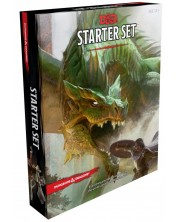 Ролева игра Dungeons & Dragons - Starter Set (5th Edition) -1