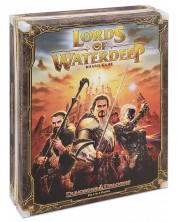 Настолна игра Dungeons & Dragons - Lords of Waterdeep