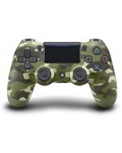 Контролер - DualShock 4 - Green Camo, v2 -1