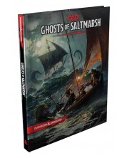 Ролева игра Dungeons & Dragons - Adventure Ghosts of Saltmarsh -1