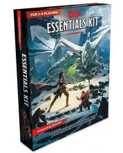Ролева игра Dungeons & Dragons 5th Edition - Essentials Kit