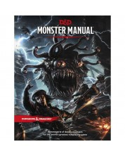 Ролева игра Dungeons & Dragons - Monster Manual -1