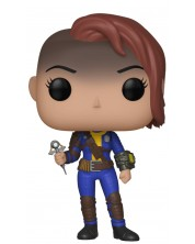 Фигура Funko POP! Games: Fallout - Vault Dweller Female, #372