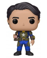 Фигура Funko Pop! Games: Fallout - Vault Dweller Male, #371