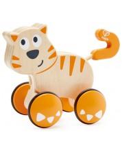 Дървена играчка Hape - Котето Данте -1