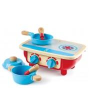 Игрален комплект Hape - Кухненски комплект за малки деца -1