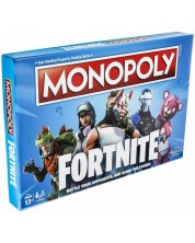 Настолна игра Hasbro Monopoly - Fortnite