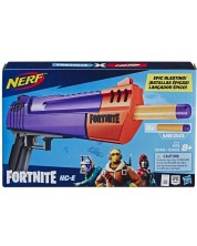 Бластер Hasbro Nerf Fortinite - HC-E, с меки стрели