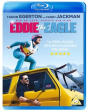 Eddie the Eagle (Blu-Ray) -1