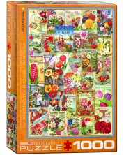 Пъзел Eurographics от 1000 части – Каталог на цветни семена -1