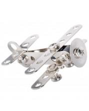 Метален конструктор Basic – Самолет от Eitech
