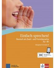 Einfach sprechen! Deutsch Zweit-/Fremdsprache A2/B1 Übungsbuch+CD -1