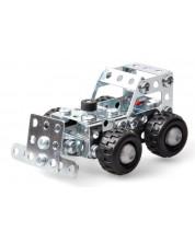 Метален конструктор Basic - Булдозер от Eitech -1