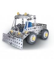 Метален конструктор Basic - Камиони от Eitech