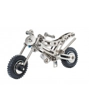 Метален конструктор Basic - Кросов мотоциклет от Eitech