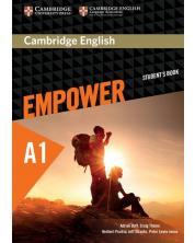 Empower Starter Student's Book: Английски език - ниво А1 (учебник)