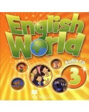 English World 3: Audio CD / Английски език (аудио CD)