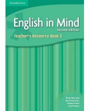 English in Mind 2: Английски език - ниво А2 и В1 (книга за учителя)