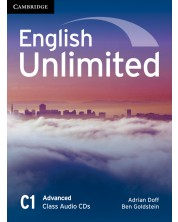 English Unlimited Advanced Class Audio CDs (3)