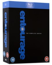 Entourage - Complete Season 1-8 (Blu-Ray)