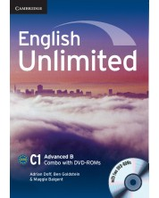 English Unlimited Advanced B Combo with 2 DVD-ROMs