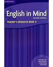 English in Mind 3: Английски език - ниво  В1 (книга за учителя)