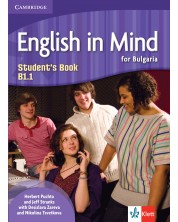 Електронен учебник - English in Mind for Bulgaria B1.1 Student's book -1