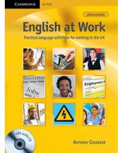 English at Work with Audio CD